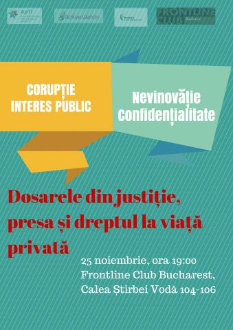 Dezbatere 25 noiembrie 2014