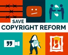 Save Copyright Reform